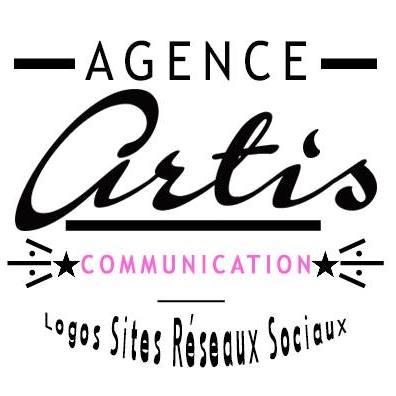 Logo de l'agence de communication Artis