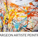 Toile de l'artiste peintre Bargeon