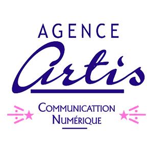 Logo agence artis Communication