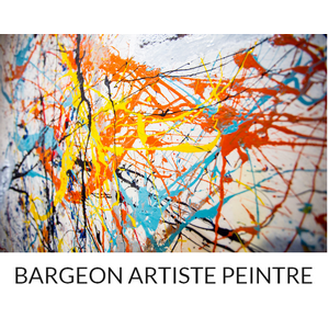 Logo Bargeon artiste